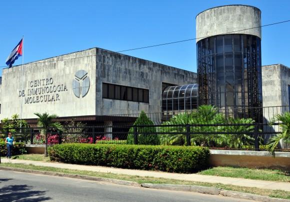 Centro de Inmunología Molecular. Foto: Analeida Puerto / Cubadebate