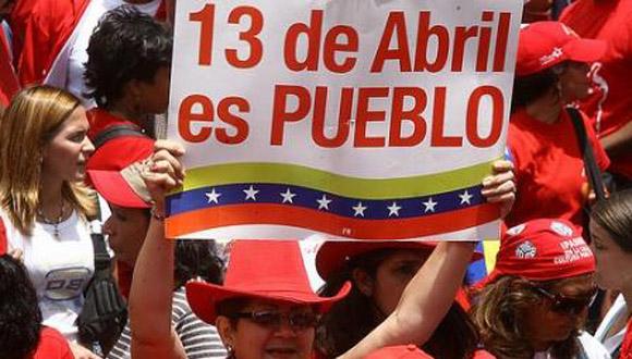 Día de la dignidad Venezuela A