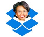Drop Dropbox condoleezza rice