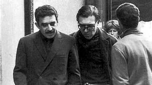 """Francisco """"Paco"""" Porrúa, editor de la primera publicación de """"Cien años de soledad""""."""