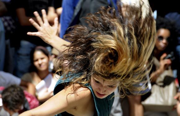 Abril, mes de danza en La Habana