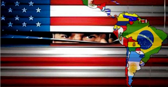 Internacional. Terrorismo made in USA. Espionaje a Latinoamérica