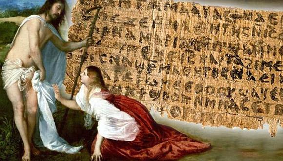 """La frase del papiro que desató la polémica nunca había sido contemplada en otra escritura: """"Jesús les dijo, mi esposa…"""", y """"ella será capaz de ser mi discípula"""". Artículo publicado en MysteryPlanet.com.ar: Científicos: El papiro que hace referencia a la esposa de Jesús, es genuino http://www.mysteryplanet.com."""