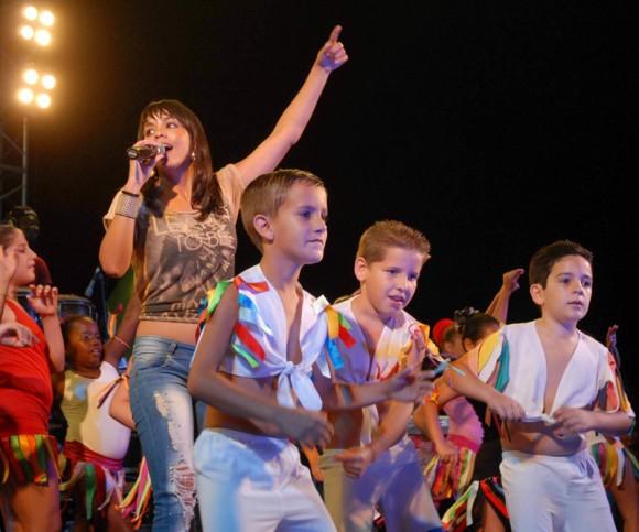 Lartiza Bacallao en Camagüey, Cuba