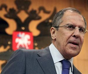 Canciller ruso califica de inútil y pernicioso bloqueo norteamericano contra Cuba.