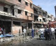 Más muertes en Siria