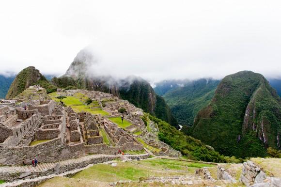 Ciudad Sagrada de Machu Piccu
