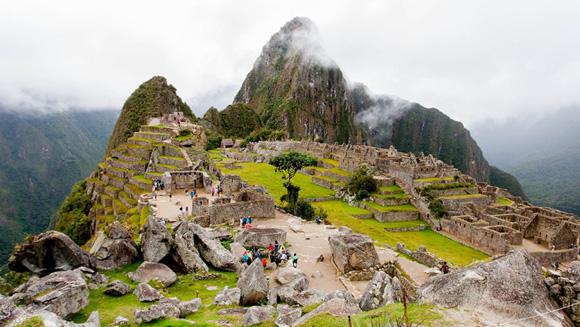 Machu Picchu reina más allá del mundo