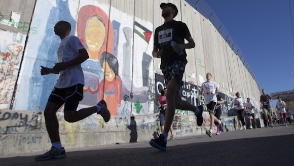 Maratón-en-Palestina
