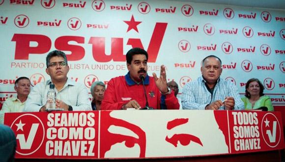 Los 5 pasos de golpe electoral en Venezuela