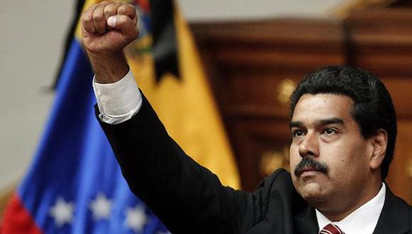 Nicolás Maduro Presidente