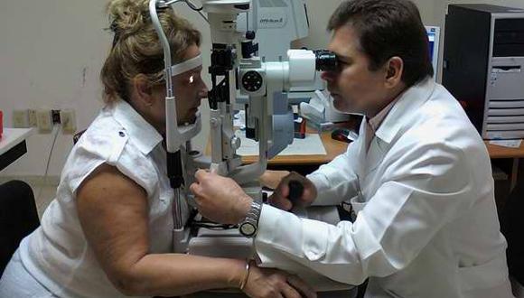 Oftalmología cubana
