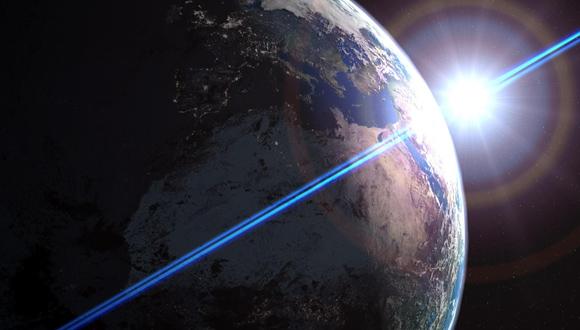 Descubren escudo invisible que rodea la Tierra