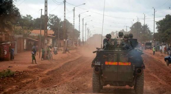Los choques entre milicias musulmanas ex Séléka y cristianas anti-Balaka dejaron al menos 60 muertos.