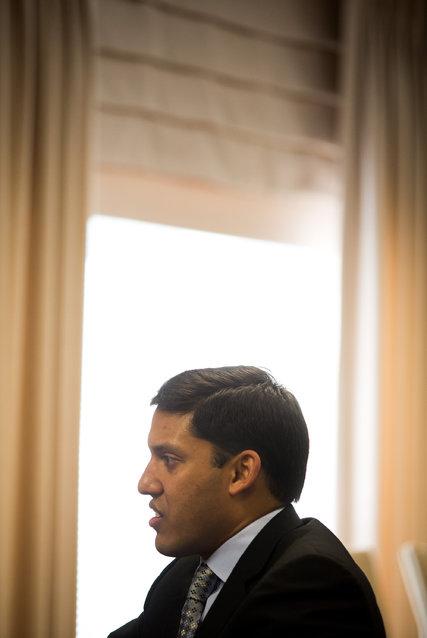 La gestión de Rajiv Shah ha recibido tantas críticas como elogios, afirma el diario. Foto: Drew Angerer/ The New York Times