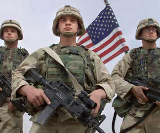 Soldados de Estados Unidos 1