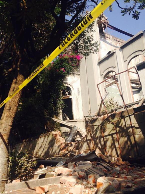 Sacudido estado mexicano de Guerrero por terremoto de 7,5 de magnitud