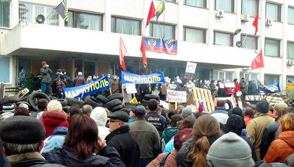 Ukraine Manifestaciones