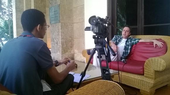 Entrevista A Roque Valero