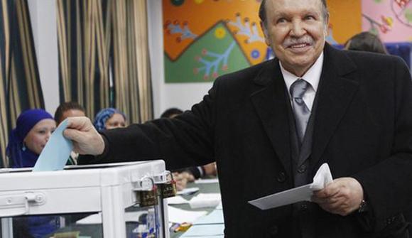 Abdelaziz Bouteflika. Foto: Reuters