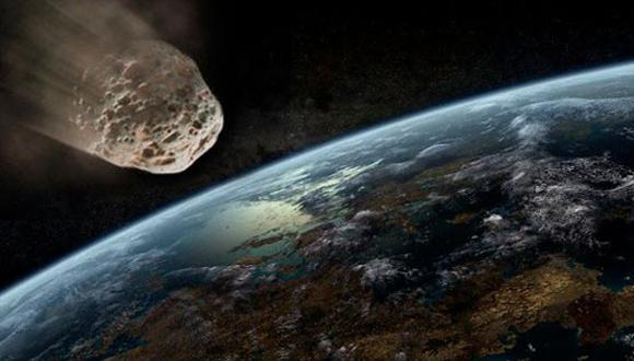 impactos de asteroides sobre la tierra no son inusuales