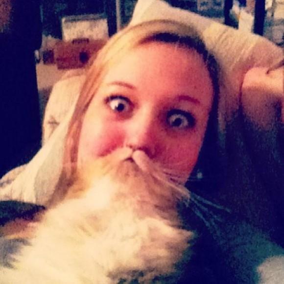 Barba gatos