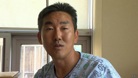 Choi cuenta que un amigo logró salvar a una niña de seis años / BBC Mundo