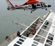 Tripulantes de ferry siniestrado acusados por homicidio