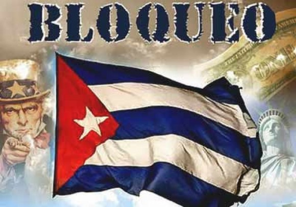 El diario cita a la Embajadora rechazando la maniobra y expresando que  esta nueva agresión de los EEUU a Cuba.