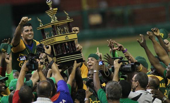 Pinar del Río Campeón de la 53 Serie Nacional de Béisbol. Foto: Ismael Francisco/Cubadebate