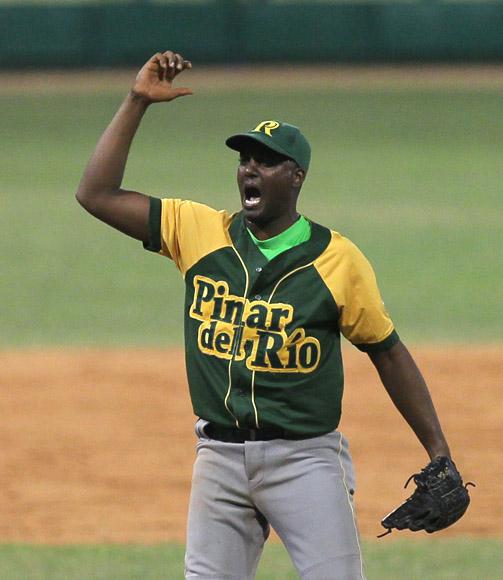 ¡Campeones! Pinar del Rio gana la 53 Serie Nacional de Béisbol. Foto: Ismael Francisco/Cubadebate