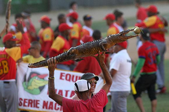 Celebración de los Cocodrilos. Foto: Ismael Francisco/Cubadebate.
