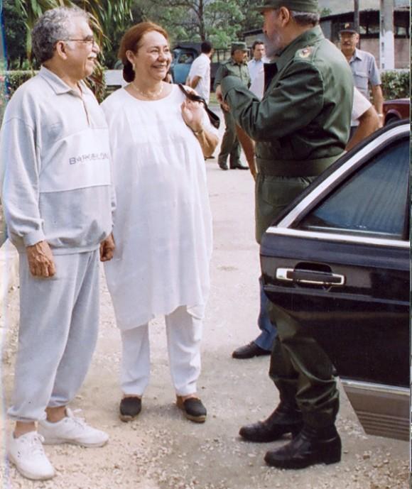 García Márquez, el último encuentro