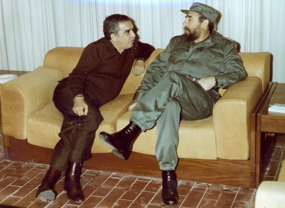 Gabo, amigo íntimo de Fidel Castro