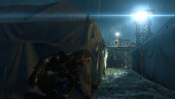 Ground Zero es en tercera persona en los que el jugador guía al personaje a escabullirse en puestos militares y llevar a cabo diferentes objetivos.