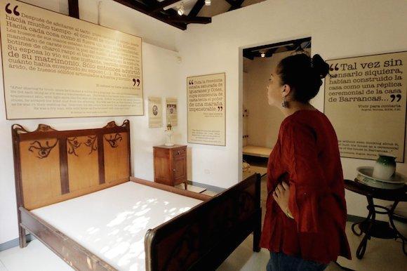 La casa natal de Gabriel García Márquez en Aracataca convertida en Museo. Foto: El País.