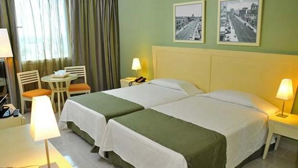 Hotel Capri. Foto: Paseos por la Habana