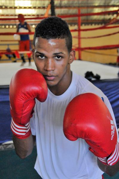 Javier Ibañez, Campeón Mundial Juvenil de Boxeo
