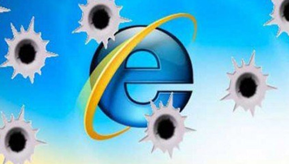internetExplorer vulnerable