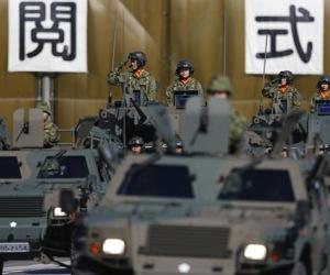 j© REUTERS Issei Kato  Japón desplegará tropas y radares en su isla más occidental, que se encuentra a 108 kilómetros al este de Taiwán