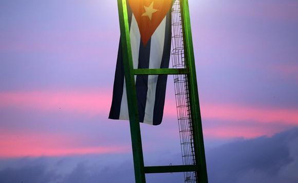 Atardecer en el Capitan San Luis. Foto: Ismael Francisco/Cubadebate.