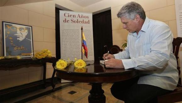 Miguel Díaz Canel. Foto: Enrique de la Osa/ Reuters