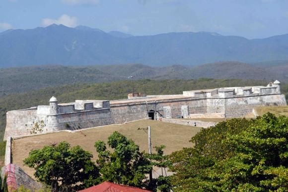 El Castillo del Morro de Santiago de Cuba