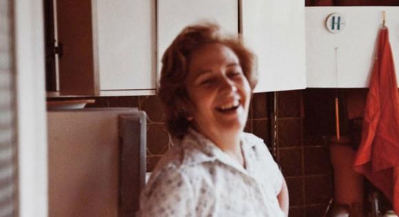 Noemí Gianotti de Molfino, madre de desaparecidos de la dictadura argentina. Imagen cedida por su familia.