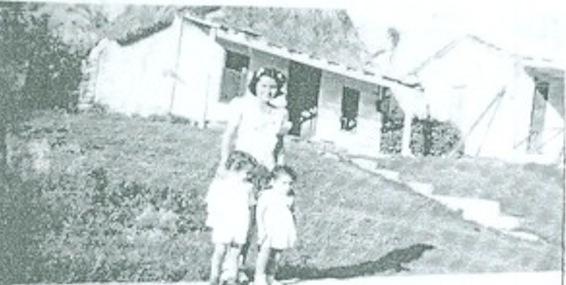 Casa de la calle Sol, en . Foto: Archivo del autor.