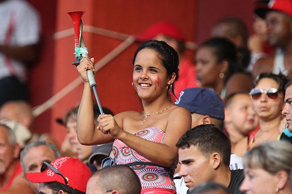 Play Off de la pelota cubana, Pinar del Rio Matanzas. Foto: Ismael Francisco/Cubadebate