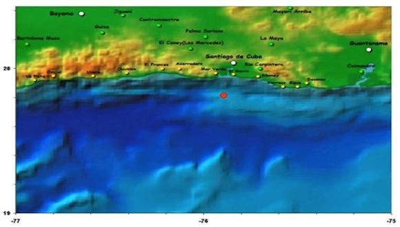sismo santiago