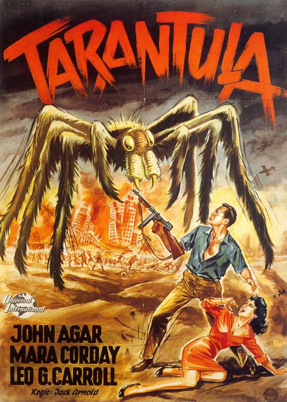 Tarántula (1955)