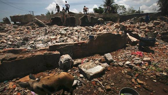Terremoto en Nicaragua abrió una grieta de 20 kilómetros de longitud