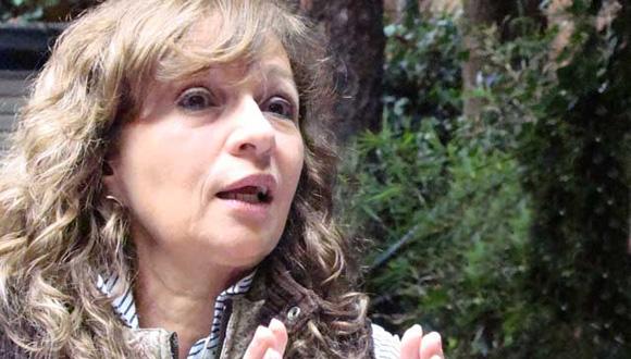 Ángela María Robledo, titular de la Comisión de Paz. Imagen de Archivo.